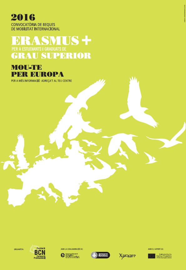 Portada Erasmus Grau Superior 2016