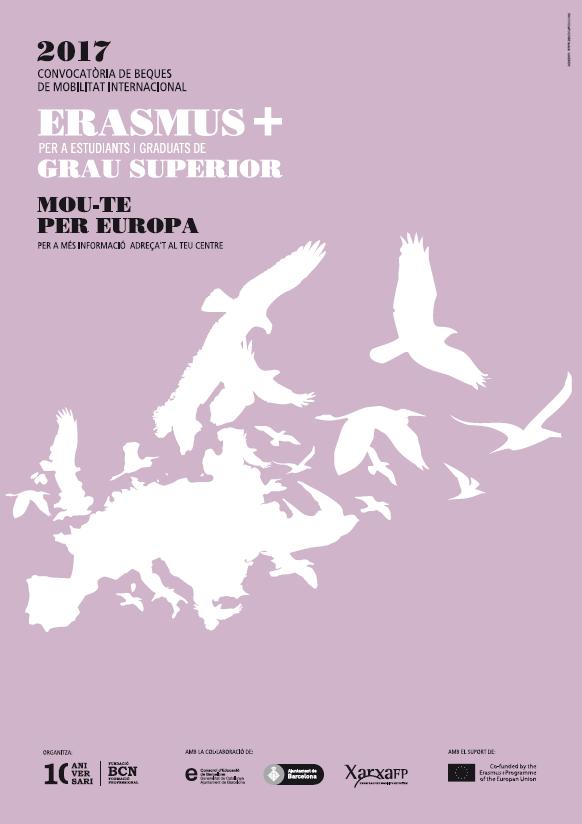 Portada Erasmus Grau Superior 2017