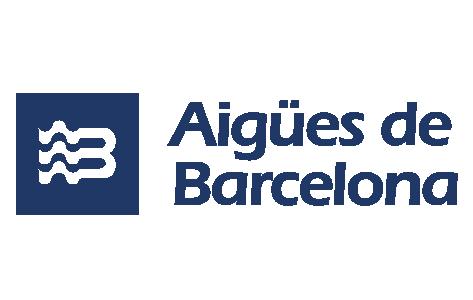 logo Aigües de Barcelona